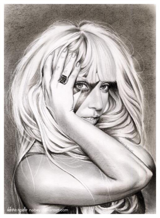 Lady Gaga by Nabooru
